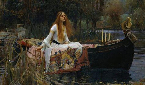 Vágyott szépség és Az utópia szépsége - Király Zsuzsanna múzeumpedagógus tárlatvezetése