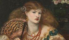 """Rossetti -""""aki úgy gondolta, hogy mindenhez ért, még a festéshez is"""" - Dr. Péteri Éva előadása"""