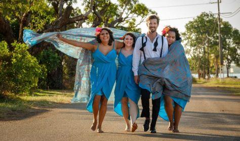 Békási Kertmozi: Esküvő a topon