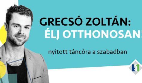 Grecsó Zoltán: Élj otthonosan /workshop
