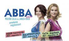 ABBA - Polyák Lilla és Janza Kata Show - zenekaros nagykoncert