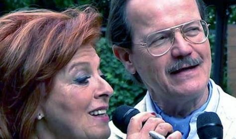 Zsadon Andrea és Szolnoki Tibor