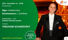 BUDAFOKI 2021-22 / 3 ELGAR / RACHMANYINOV / SCHAROVSKY