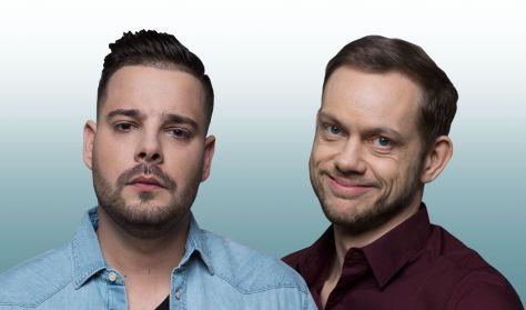 Kiss Ádám és Beliczai Balázs, műsorvezető: Elek Péter