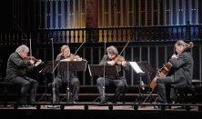 Adventi hangverseny - Beethoven: Esz-dúr szeptett/Schubert: F-dúr oktett ( Keller Quartet )