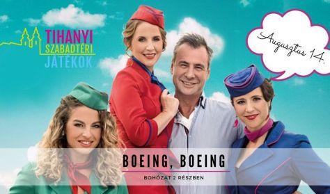Tihanyi Szabadtéri Játékok / Boeing, Boeing - Leszállás Párizsban - vígjáték