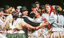 Hazai tánckörkép • Muharay Népművészeti Szövetség