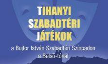 Tihanyi Szabadtéri Játékok / Furcsa pár - komédia ( Kaposvári Csiky Gergely Színház)