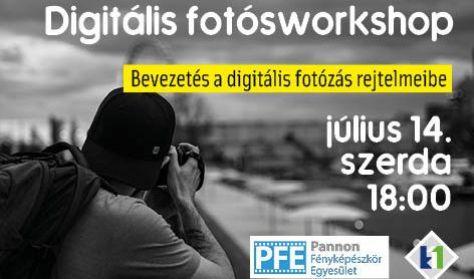 Digitális fotóworkshop
