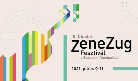 Óbudai ZeneZug Fesztivál - Szakcsi Trió jazzkoncertje