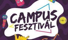 Campus Fesztivál 2021 napijegy (4. nap)