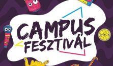 Campus Fesztivál 2021 VIP napijegy (2. nap)