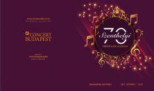 Szenthelyi 70 koncert a Zene Világnapján