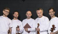 Henrik Schwarz & Alma Quartet – CCMYK  / EURÓPAI HIDAK 2021