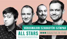 All stars - Beliczai Balázs, Mogács Dániel, Szomszédnéni Produkciós Iroda