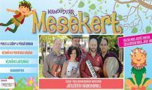 Játszótéri Rokkendroll - Eszter-lánc mesezenekar koncertje
