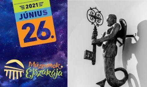 Kiscelli Múzeum - Múzeumok Éjszakája 2021 / Gyerek karszalag (6-18 év)
