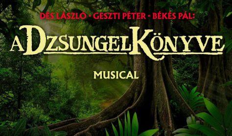 A DZSUNGEL KÖNYVE - musical két részben - az oDEon-ZeneTheatrum előadása