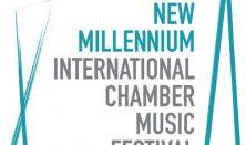 III. New Millennium Nemzetközi Kamarazenei Fesztivál - Délutáni koncert 5.- Borbély László koncertje