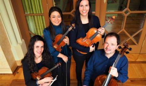 Schubert & Ravel - A Da Capo Quartet koncertje