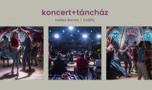 Koncert+Táncház: Kalász Banda, Erdőfű