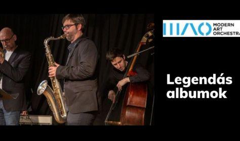 Modern Art Orchestra: Legendás albumok