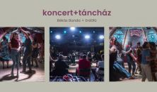 Koncert+Táncház: Békás Banda, Erdőfű
