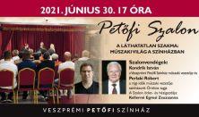 Petőfi Szalon - Láthatatlan szakma: Műszaki vezetés