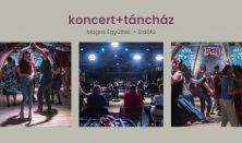 Koncert+táncház: Magos, Erdőfű