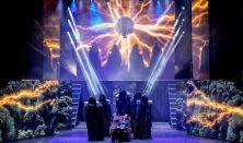 NIKOLA TESLA – Végtelen Energia - musical show