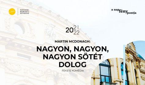 Martin McDonagh: Nagyon, nagyon, nagyon sötét dolog