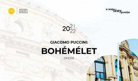 Giacomo Puccini: Bohémélet