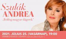 Szulák Andrea koncert