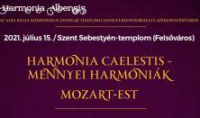 Harmonia caelestis-Mennyei harmóniák