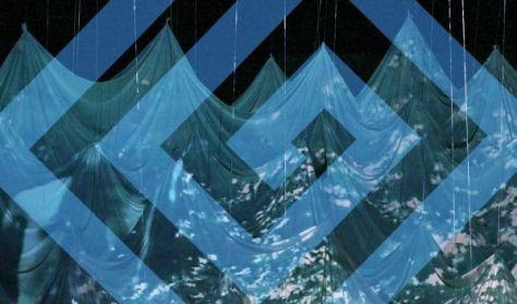 Vízmezők - immerzív installáció