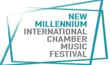 III. New Millennium Nemzetközi Kamarazenei Fesztivál - Napijegy 08.27. ( 3 koncert )