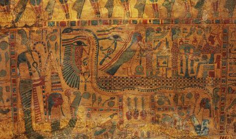 Egyiptomi művészet-sorozat I. - Kapcsolat az istenekkel - Bartos Zoltán előadása