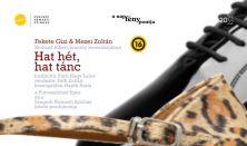 Richard Alfieri:HAT HÉT, HAT TÁNC a Pinceszínház Eger és a Szegedi Nemzeti Színház közös produkciója