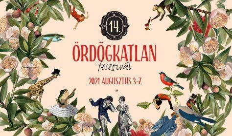 14. Ördögkatlan Fesztivál - napijegy 08.04. (szerda)