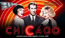 Rózsakert Szabadtéri MOZI - Chicago - filmvetítés