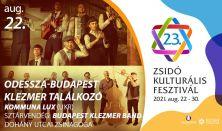 ODESSZA-BUDAPEST KLEZMER TALÁLKOZÓ - Kommuna Lux (UKR) – Sztárvendég: Budapest Klezmer Band