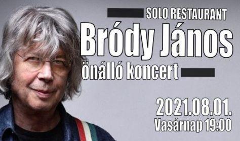 Bródy János önálló koncert