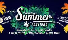 Birthday Summer Festival - Early Bird Bérlet