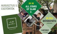 CHILL GARDEN - All stars of slam 2