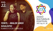 YENTL - Malek Andi Soulistic