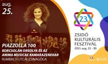 PIAZZOLLA 100 - Korcsolán Orsolya és az Anima Musicae Kamarazenekar