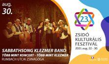 Sabbathsong Klezmer Band - Több mint koncert - Több mint klezmer