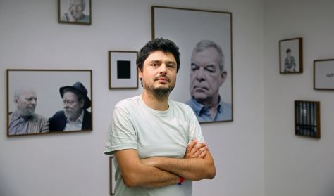 Tárlatvezetés Kovalovszky Dániel fotográfussal