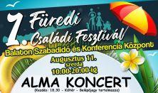 Családi Fesztivál Balatonfüreden