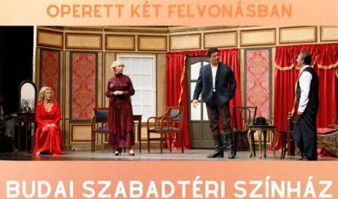 Huszka Jenő – Martos Ferenc: LILI BÁRÓNŐ - operett 2 felvonásban